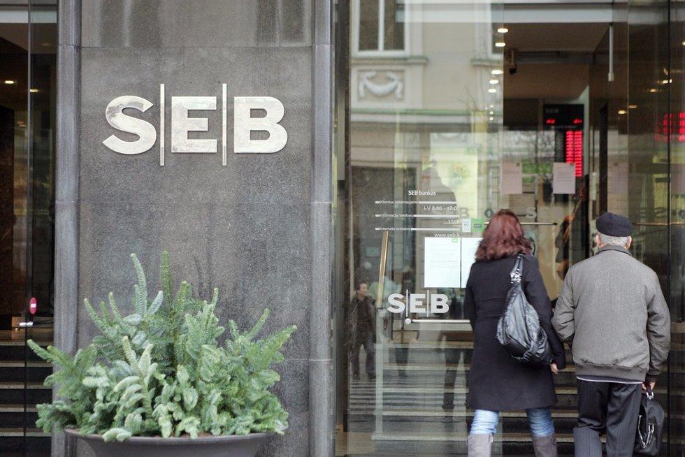 SEB bankas (Fotobankas)