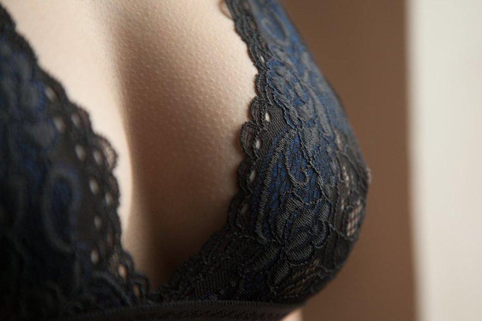 Krūtinė (nuotr. 123rf.com)