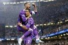 Sergio Ramosas ir Cristiano Ronaldo (nuotr. SCANPIX)