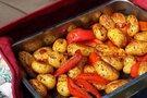 Skrudintos bulvės (nuotr. asm. archyvo)