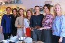 Žinomos moterys susirinko kilniam tikslui (nuotr. Organizatorių)