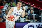 Serbija-Puerto Rikas akimirka (nuotr. FIBA)