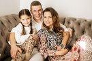 Indrės Trusovės šeima (Simonos Kuzminskaitės nuotr.)