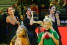 """To dar nebuvo: dvi """"X Faktoriaus"""" nugalėtojos vienoje arenoje (nuotr. Tv3.lt/Ruslano Kondratjevo)"""
