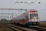 Lietuvoje pristatomi nauji populiaraus maršruto traukiniai