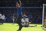 """Tikra drama: """"West Bromwich Albion"""" įvarčiu per pridėtą laiką išsaugojo viltį"""