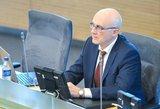 Konservatoriai reikalauja Etikos komisijos ištirti S. Jakeliūno veiklą: parlamentarai pasibaisėję