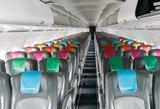 """Bėdos """"Small Planet Airlines"""": atostogoms ruošiamas planas B"""