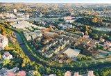 Vilniuje statomas kvartalas už daugiau nei 150 mln. eurų