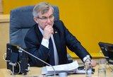 V. Pranckietis netiki, kad B. Markauskui pavyktų surengti interpeliaciją