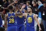 """""""Warriors"""" penktus metus iš eilės žais NBA finale"""