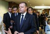 Premjeras papasakojo, kaip kitos šalys vertina Astravo AE projektą
