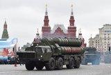 """Rusija pati statysis arktinės klasės SGD tanklaivius """"Arctic LNG 2"""" projektui"""