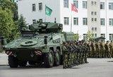 JAV leido Lietuvai įsigyti 500 šarvuotų visureigių, planuojama pirkti mažiau