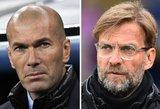 Finalinis futbolo sezono akordas: ar treneriai starto sudėtyse pateiks netikėtumų?