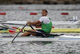 Griškonis susidūrė su sunkumais, bet kelialapį į Tokijo olimpiadą iškovojo!