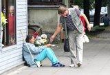Lietuva skursta bene labiausiai ES – ekspertus kiršina tikrieji skurstančiųjų skaičiai