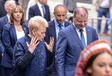 """Grybauskaitės ir Skvernelio karas: kandidate į ministrus pasinaudota """"pačia bjauriausia forma"""""""