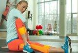 Sporto studijos moterims įkūrėja Jolanta Verseckaitė: kai pamilsite tai, ką darote, kilogramai išnyks labai greitai