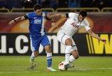 """Europos lygoje – italų klubų pergalės bei """"Tottenham"""" nesėkmė prieš ukrainiečius"""
