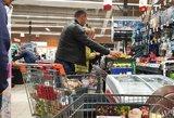 Brangtų ne tik gėrimai, bet ir maistas – siūlo apmokestinti pakuotes