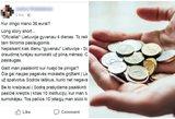 """Išvydo sąskaitą už socialinį draudimą ir pasiuto: """"Kur dingo mano 36 eurai?"""""""