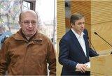 A. Kubilius ragina Lietuvos banką ir Finansų ministeriją surengti specialius kursus R. Karbauskiui