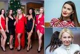 Sostinėje pristatyta kalėdinė apatinių drabužių kolekcija pritraukė ir žinomas šalies damas