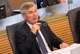 Seimo pirmininkas turi savo variantą dėl V. Landsbergio statuso