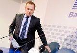 A. Skardžiui – opozicijos kaltinimai sąmoningai boikotuojant Lietuvos energetinį saugumą