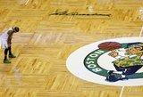 """NBA. Isaiah Thomo ašaros, netikėta """"Bulls"""" ir lauktos favoritų pergalės"""