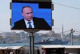 """Vladimiras Putinas: viešųjų ryšių projektas """"Rusija"""""""