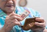 """Kas laukia kaupiančių tik """"Sodroje"""" – ar verta svajoti apie orią pensiją"""
