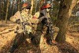 Kaip Lietuvos gyventojai elgtųsi kilus karui?