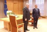 Rusijos ambasadoriaus vizitas prieš Sausio 13 dieną: įvardijo didžiausią klaidą