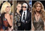 Mirusio Lagerfeldo gedi garsios moterys: lieja skausmą
