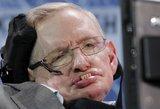 Paskelbė netikėtą detalę apie S. Hawkingo mirtį