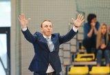 Moterų rinktinės treneris paskelbė sudėtį rungtynėms su Albanija ir Vengrija