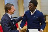 KTU studentas iš Nigerijos: Lietuva gali tapti geriausia šalimi pasaulyje