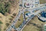 Pokyčiai sostinėje: keisite maršrutą arba dusite spūstyse