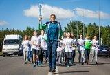 Lietuvos olimpiečiai akis į akį susitiko išskirtiniame renginyje