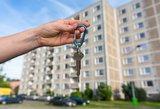 Lietuvos bankui nerimą kelia auganti nuomos rinka