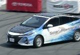 """""""Toyota"""" skelbia automobilių revoliuciją: nebereikės nei kuro, nei elektros"""