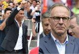 """""""Bayern"""" vadovas sukritikavo Cristiano Ronaldo įsigijusį """"Juventus"""""""