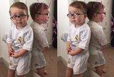 Interneto sensacija: mažylio pasiteisinimas mamai sužavėjo tūkstančius
