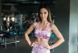 Sportą pamilusi 26-erių Julija tapo čempione: pergalės motyvuoja nesustoti