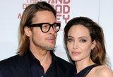 Bradas Pittas – įsiutęs: Angelina atvėrė pragaro vartus