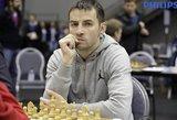 Europos čempionate – pirmoji šachmatininkų pergalė