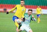 """Klaipėdos """"Atlantas"""" ir """"Palanga"""" braukiami iš Lietuvos futbolo"""
