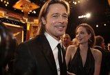 """Gražuolė Brado Pitto """"simpatija"""" žiniasklaidai atsikirto su kaupu"""